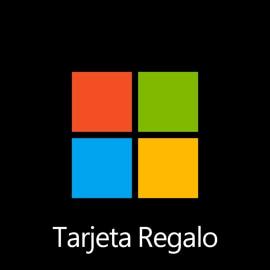 Tarjeta regalo Microsoft: código digital: 10,00 €