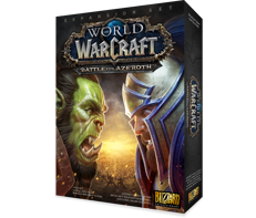 World of Warcraft: Battle for Azeroth PC Game - Buy it while supplies last
