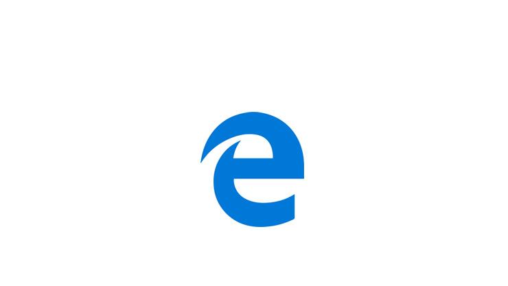 Microsoft Edge 徽标