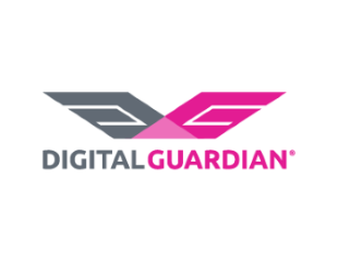 Digital Guardian logo.