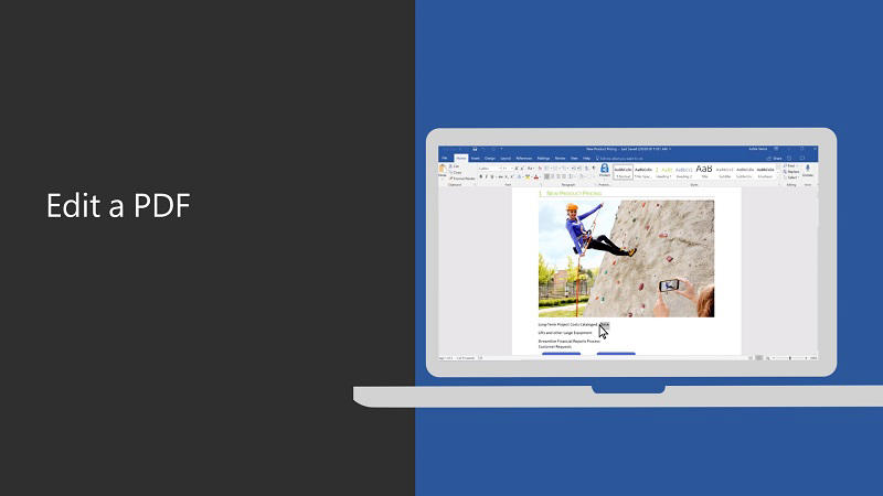 Video Edit A PDF In Word Word - Convert pdf to word template