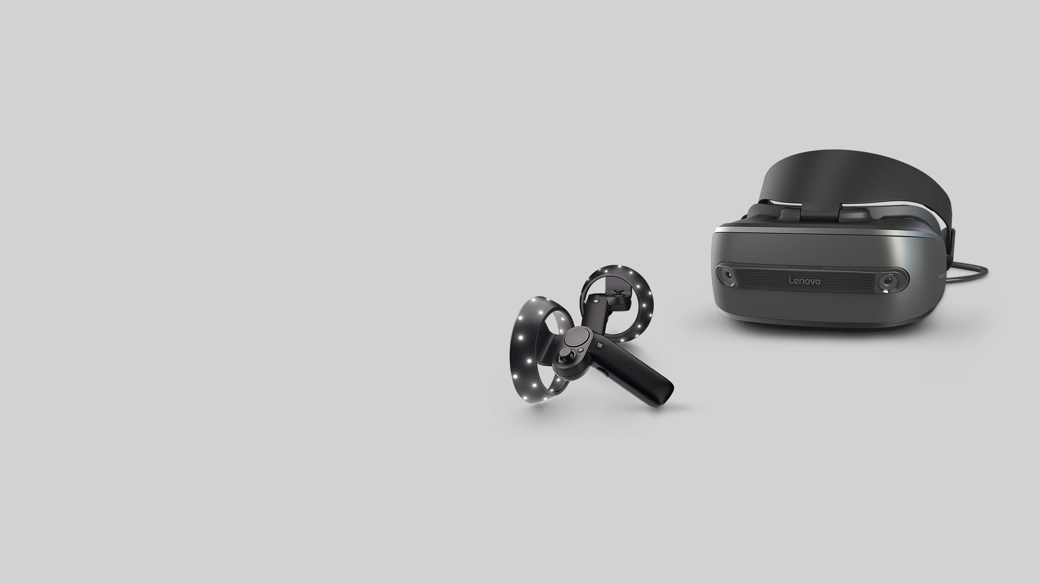 Lenovo Explorer Windows Mixed Reality headset