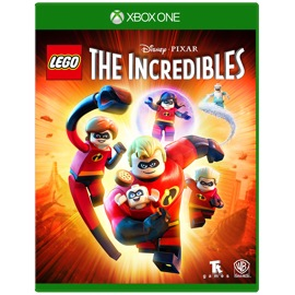 Cover of LEGO: The Incredibles