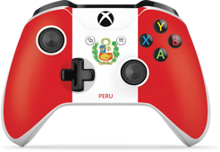 Controller Gear World's Game Controller Skins (Peru)