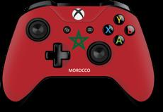 Controller Gear World's Game Controller Skins (Morocco)