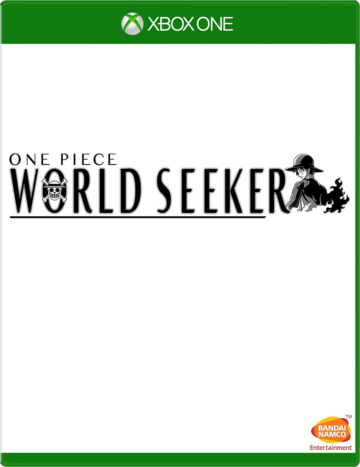 Cover of One Piece: World Seeker game.