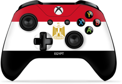 Controller Gear World's Game Controller Skins (Egypt)