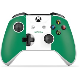 Controller Gear Special Edition Controller Skin - World's Game Nigeria
