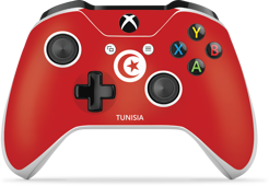 Controller Gear World's Game Controller Skins (Tunisia)
