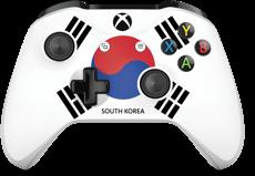 Controller Gear World's Game Controller Skins (South Korea)