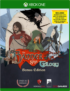 The Banner Saga Trilogy: Bonus Edition for Xbox One