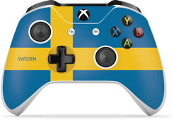 Controller Gear World's Game Controller Skins (Sweden)