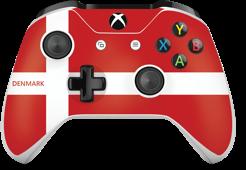 Controller Gear World's Game Controller Skins (Denmark)