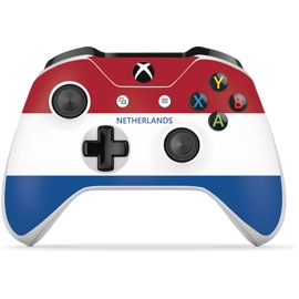 Controller Gear Special Edition Controller Skin - World's Game Netherlands