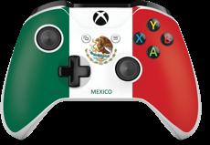 Controller Gear World's Game Controller Skins (Mexico)
