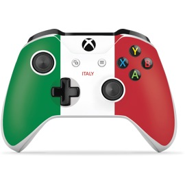 Controller Gear Special Edition Controller Skin - World's Game Italy