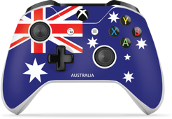 Controller Gear World's Game Controller Skins (Australia)