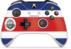 Controller Gear World's Game Controller Skins (Costa Rica)