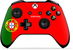 Controller Gear World's Game Controller Skins (Portugal)