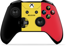 Controller Gear World's Game Controller Skins (Belgium)