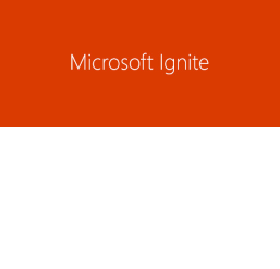 Logotipo do Microsoft Ignite