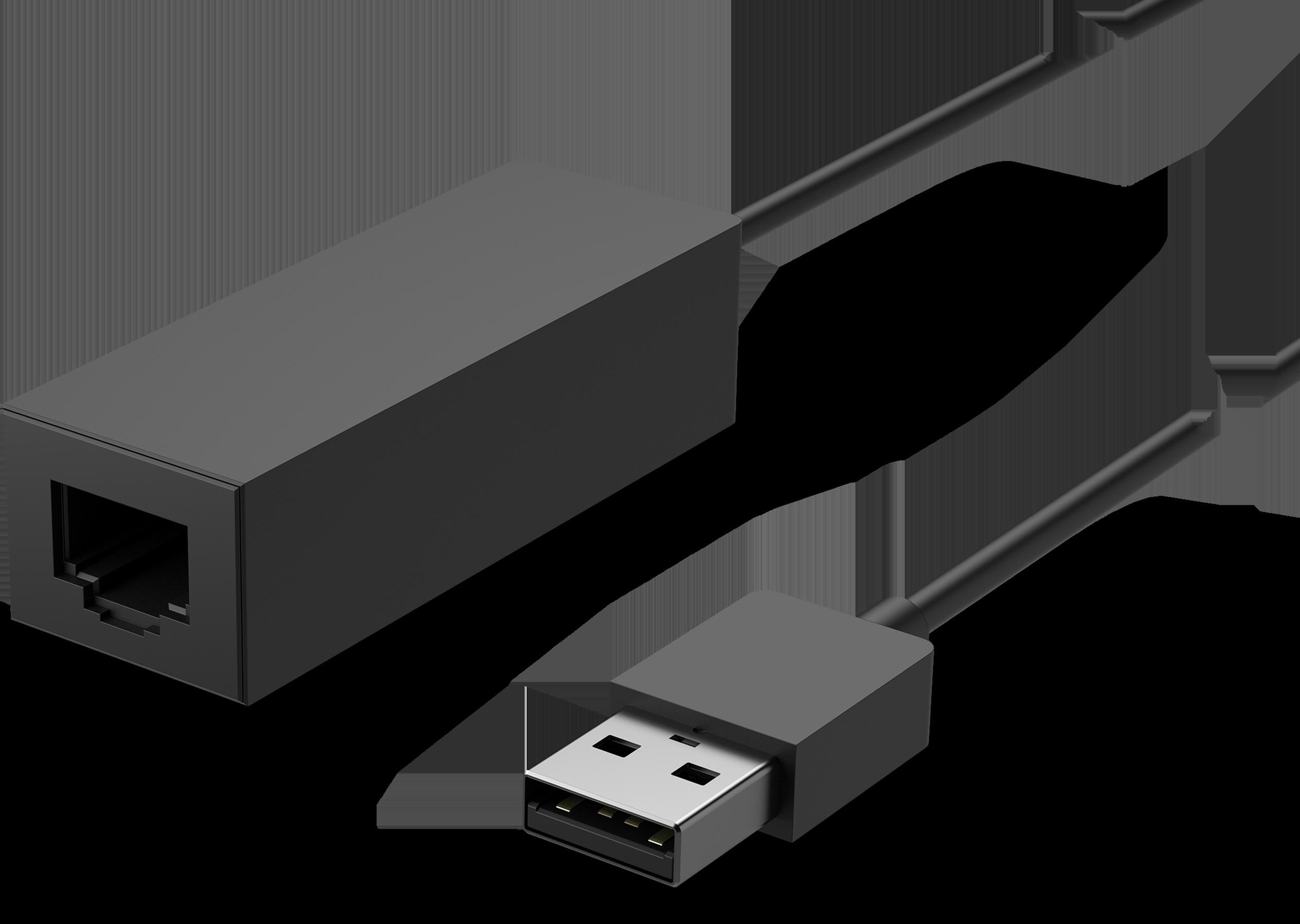 Microsoft Ethernet Adapter - USB 3.0 Gigabit