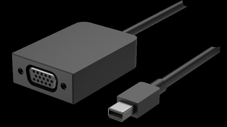 Surface Mini DisplayPort to VGA Adapter