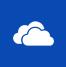 OneDrive app icon.