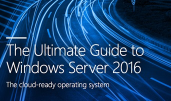 Consiga la guía definitiva de Windows Server
