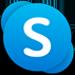 Skype icon.