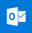 Outlook app icon.