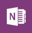 OneNote app icon.