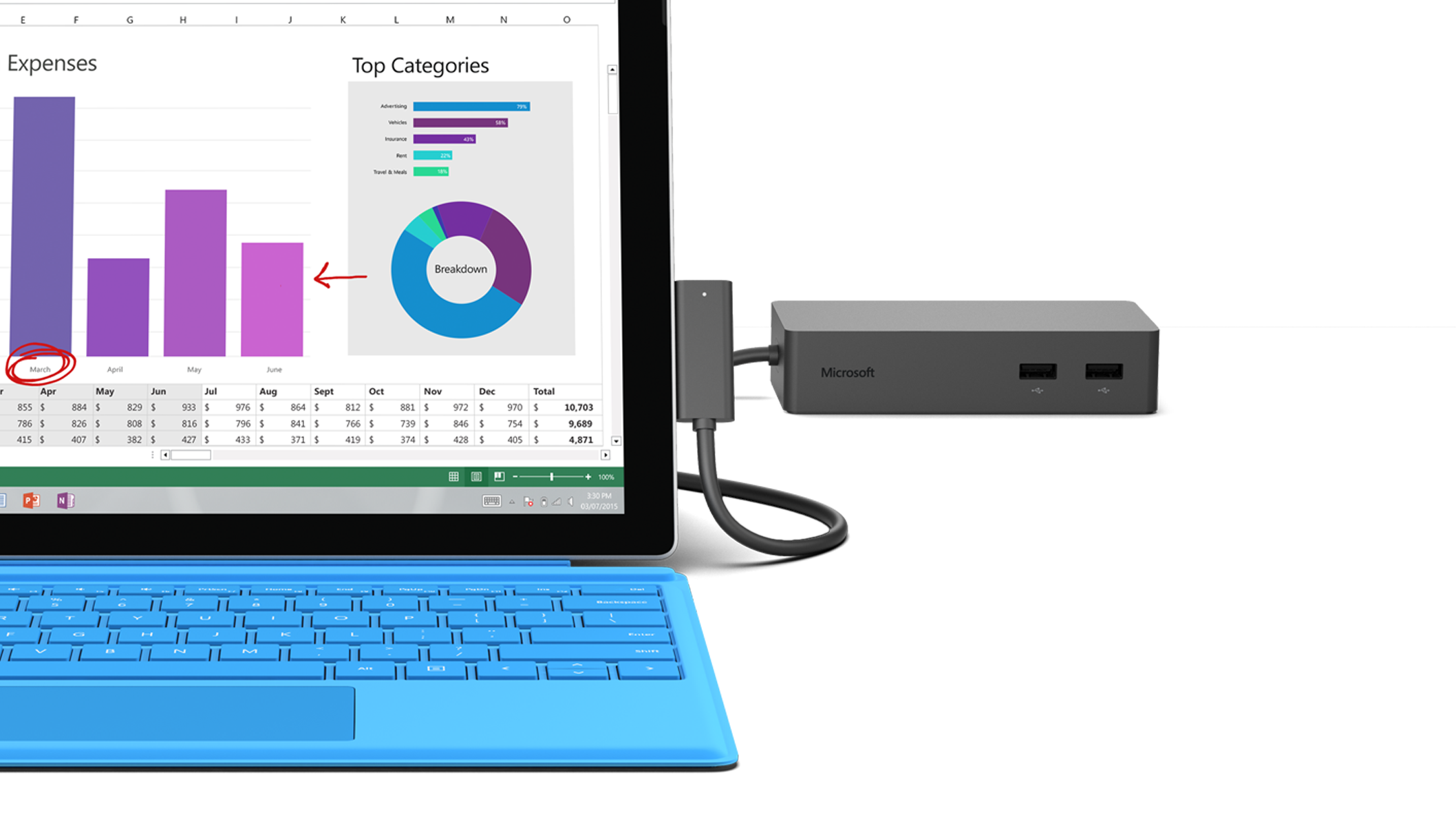 Microsoft Surface Dock
