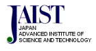 Logo van Japan Advanced Institute of Science and Technology