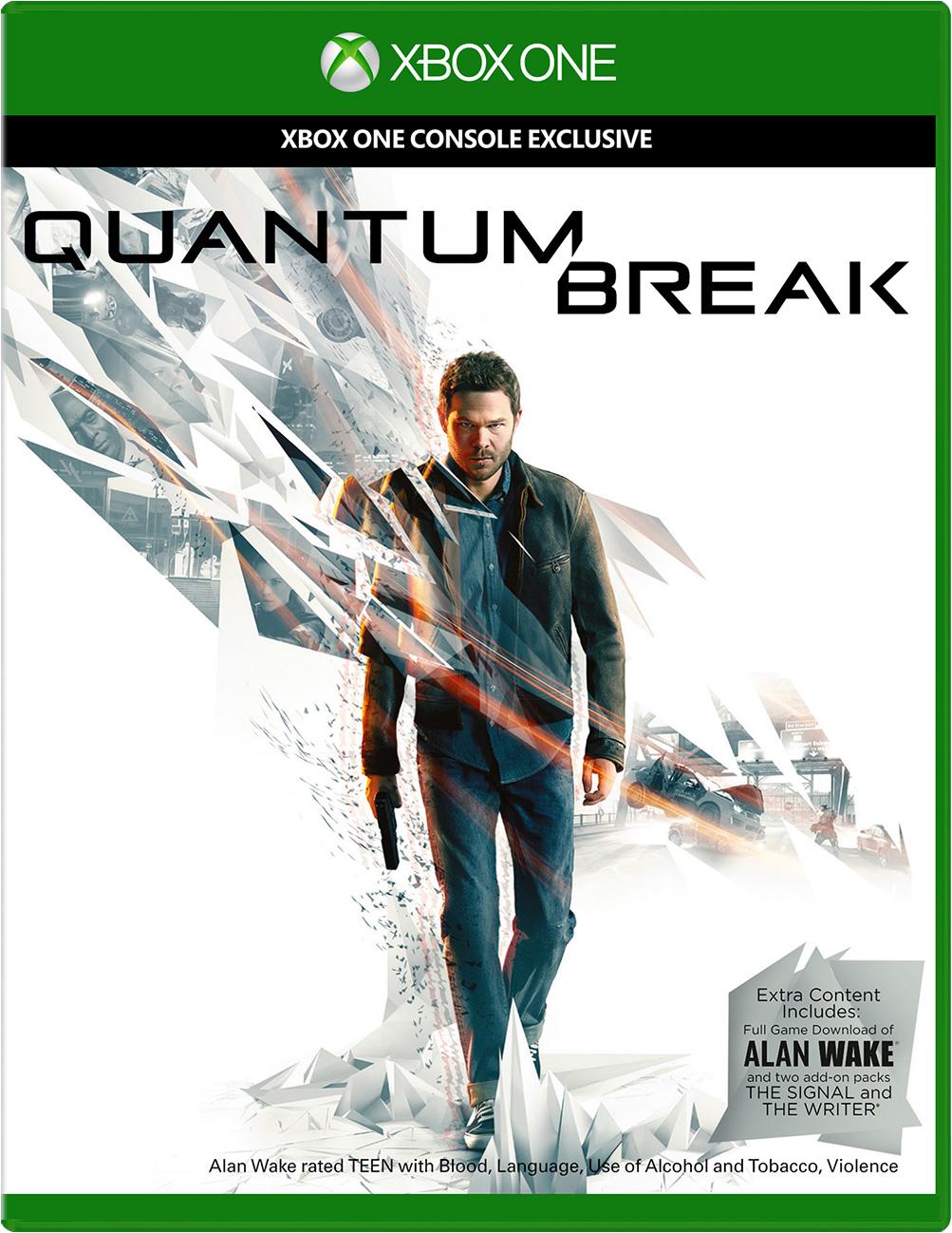 Quantum Break for Xbox One box shot