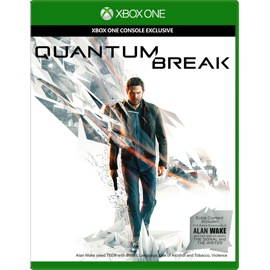 Quantum Break for Xbox One box shot
