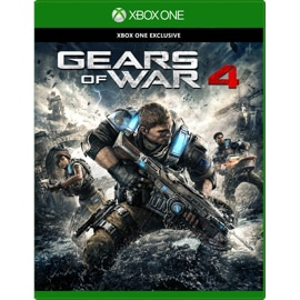 Xbox One 版 Gears of War 4
