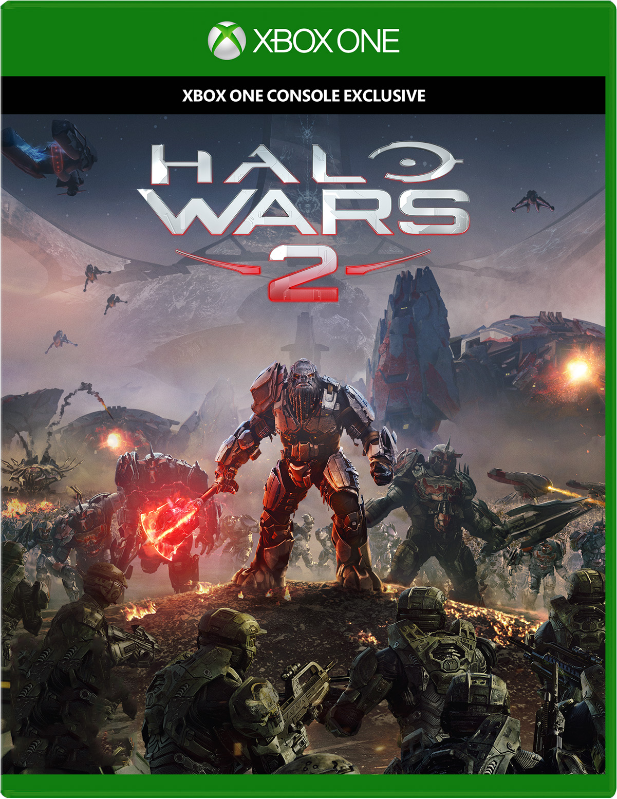 Halo Wars 2 för Xbox One