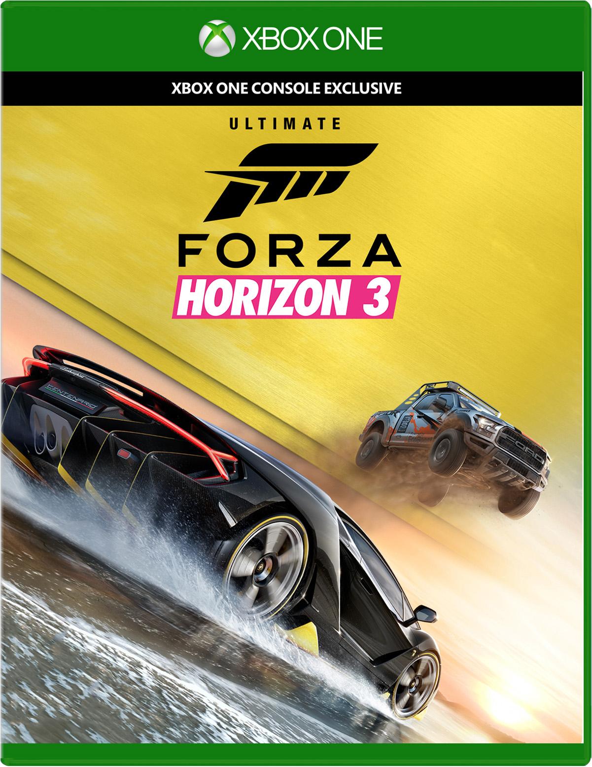 Forza Horizon 3 for Xbox One Deal