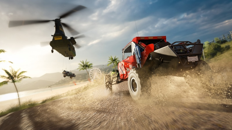 Buy forza horizon 3 deluxe edition microsoft store be the boss of your horizon festival malvernweather Image collections