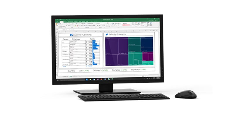 Excel 2016 (Non Commercial)