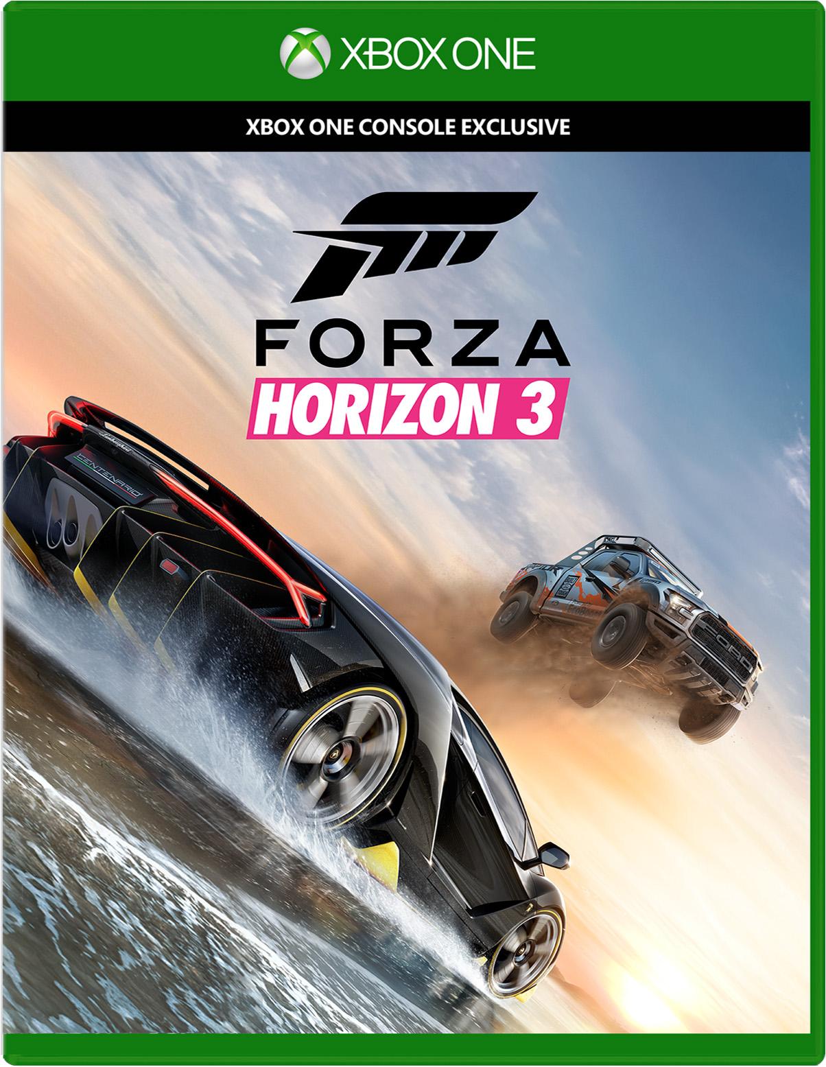 Forza Horizon 3 Xbox Onelle