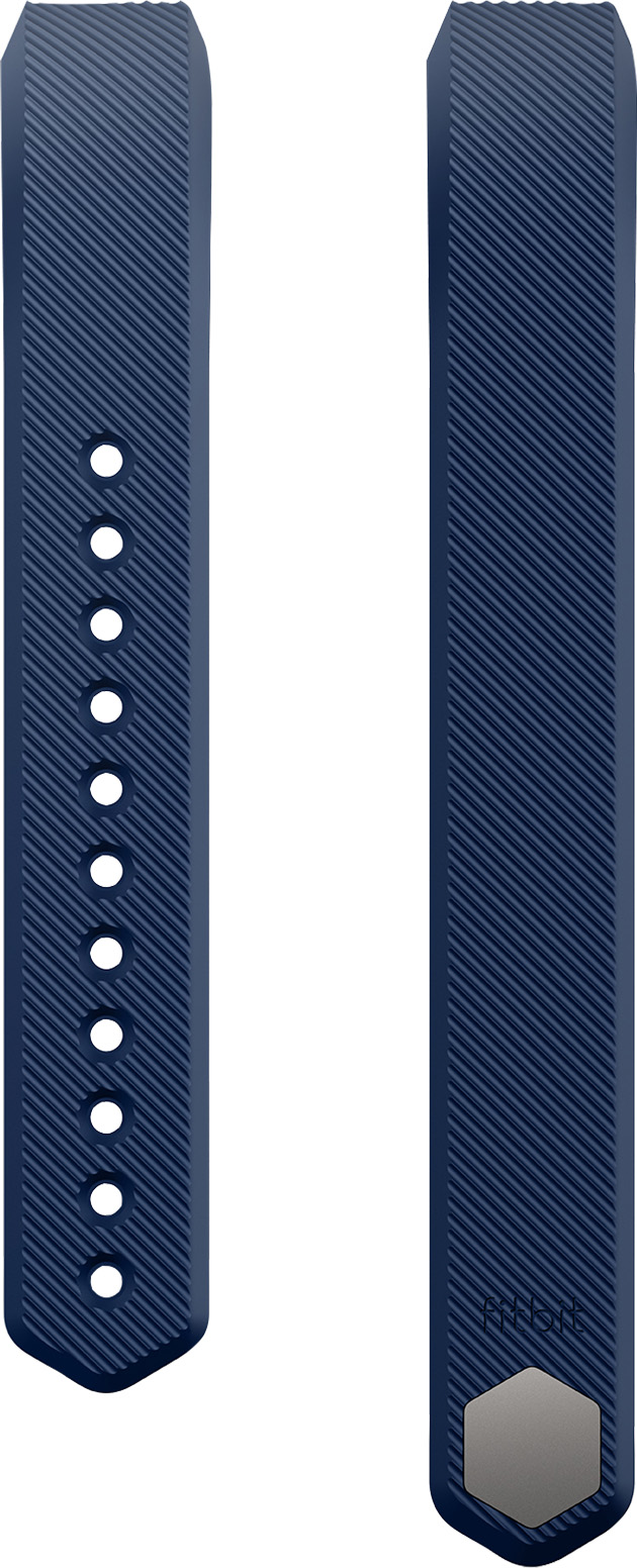 Fitbit Alta Classic Accessory Band - Blue, Large
