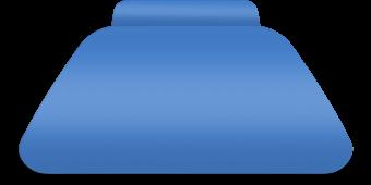 Xbox Design Lab Controller Stand (Photon blue)