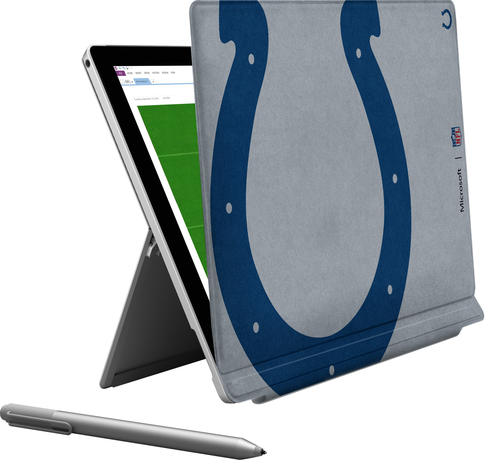 Microsoft Surface Pro 4 Indianapolis Colts Type Cover