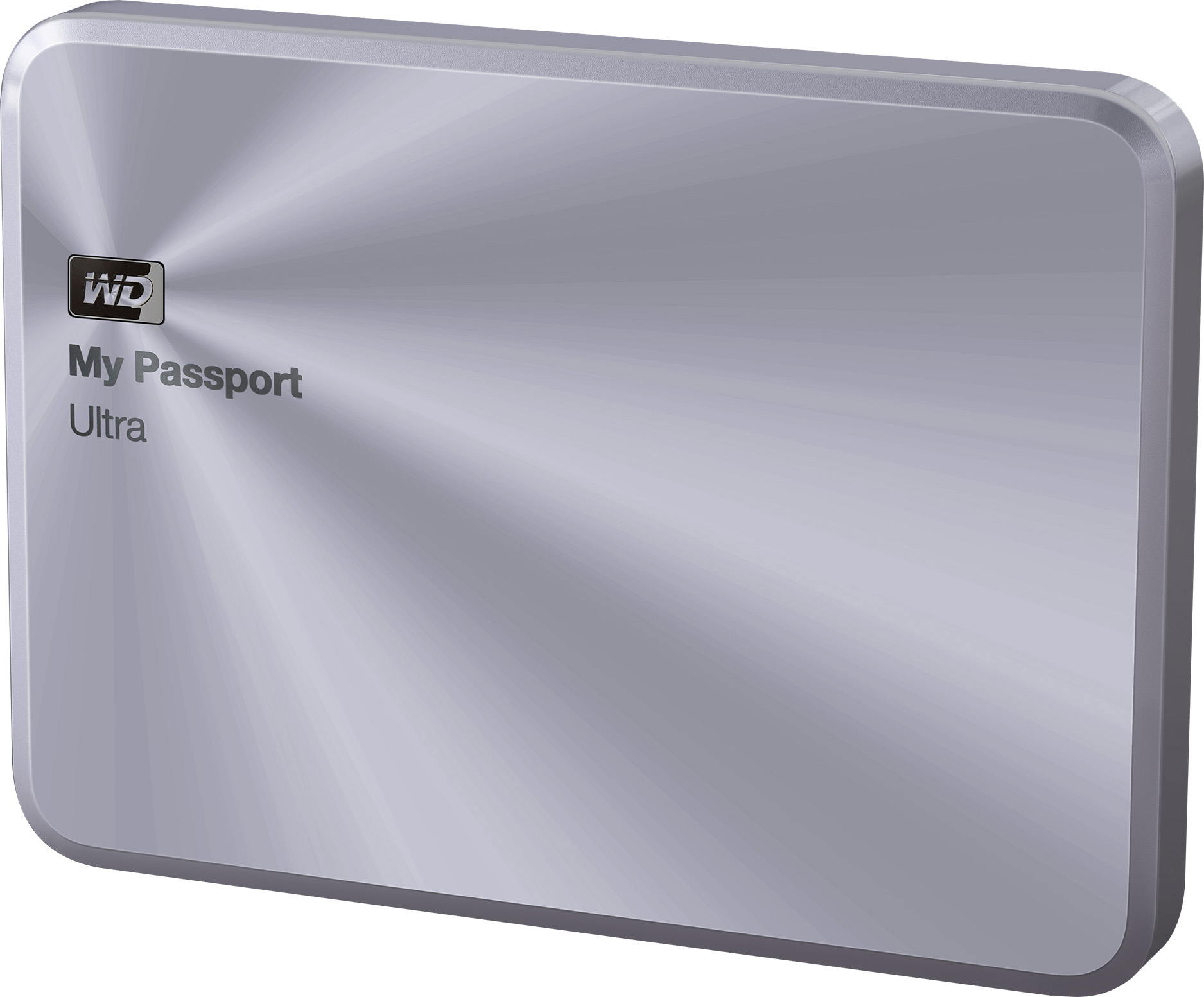 My Passport Ultra Metal Edition 2TB Portable Hard Drive
