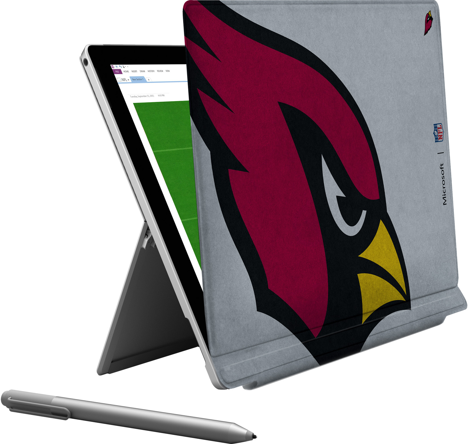 Microsoft Surface Pro 4 Arizona Cardinals Type Cover