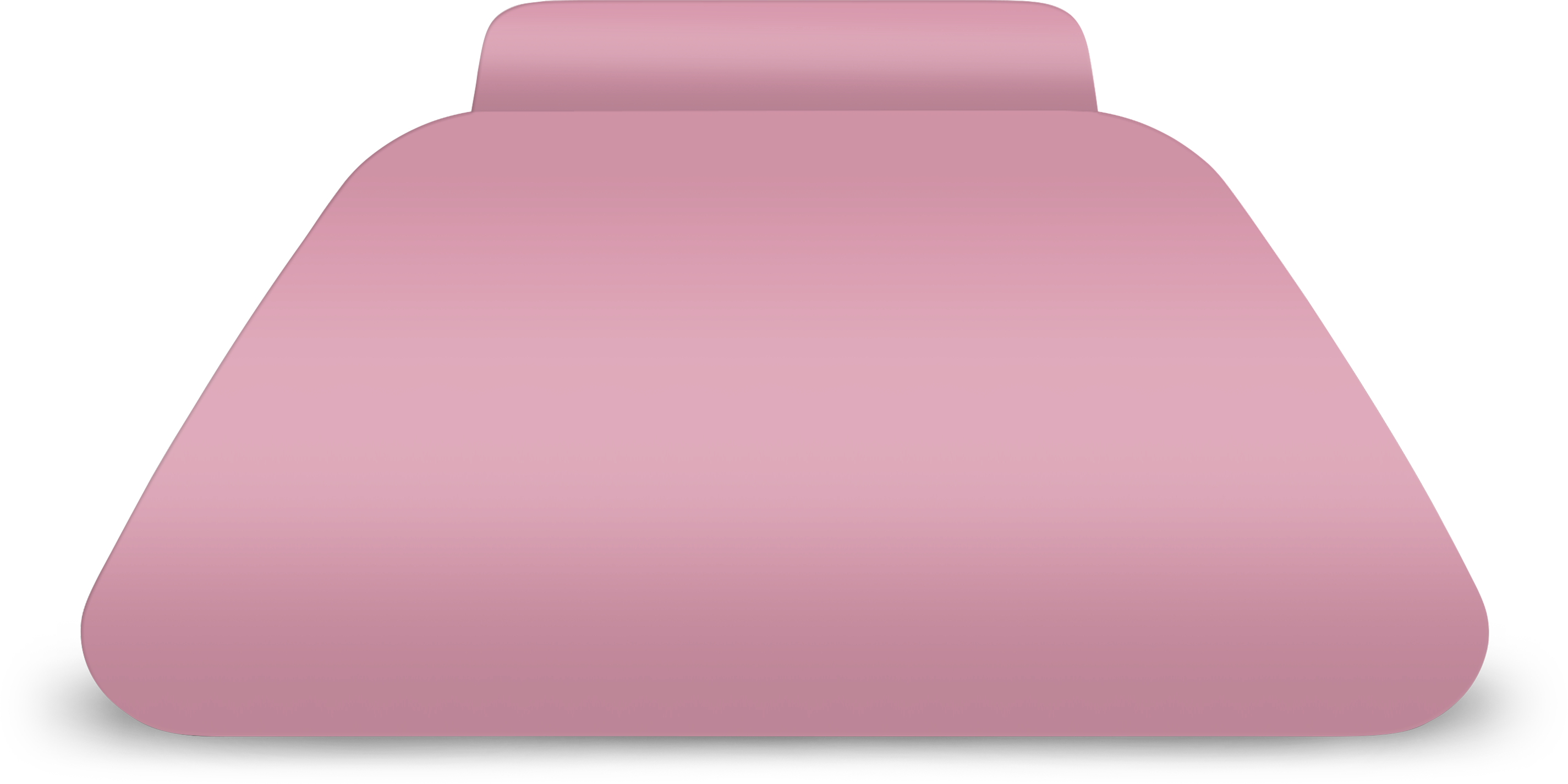 Xbox Design Lab Controller Stand (Retro pink)