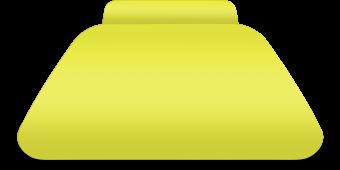 Xbox Design Lab Controller Stand (Lightening yellow)