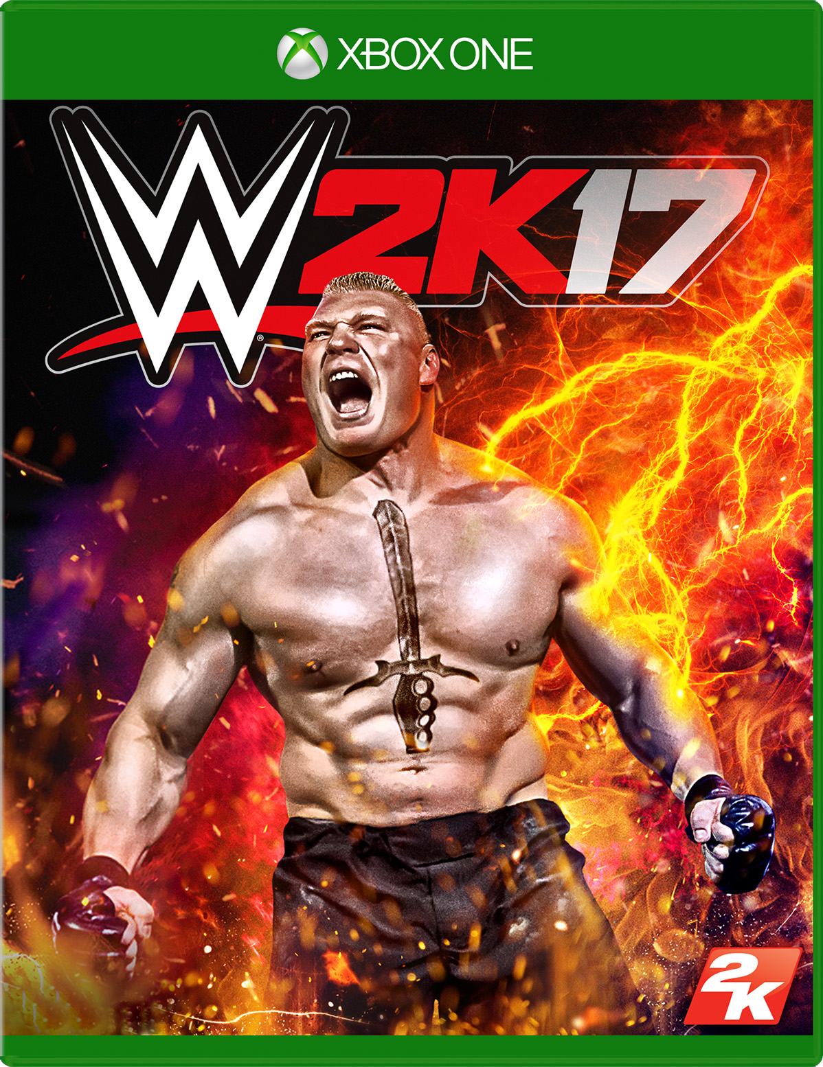 WWE 2K17 for Xbox One Deal
